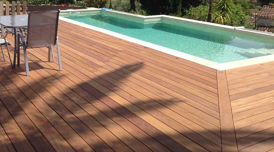 Terrasse bois exotique : Conseils pour une piscine de qualité